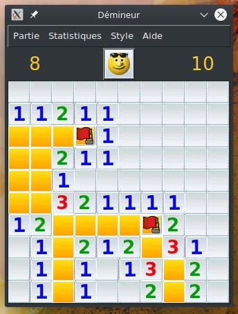 Minesweeper 3K